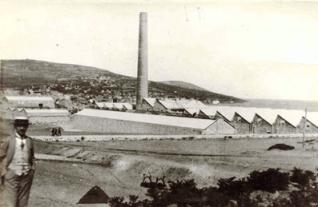 sinop kibrit fabrikası