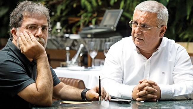 Ahmet Hakan ve Mehmet Metiner
